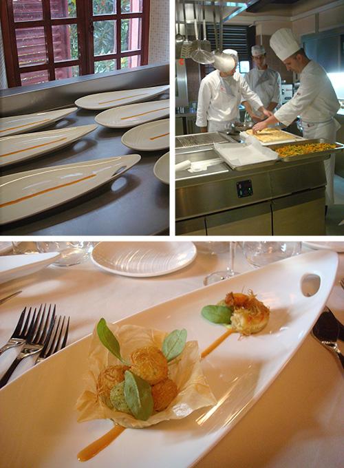 IFSE, preparazione dell'antipasto | ©foto Sandra Longinotti