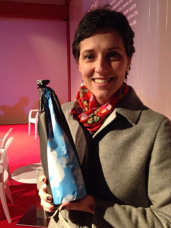 Francesca Moretti (©foto Sandra Longinotti)