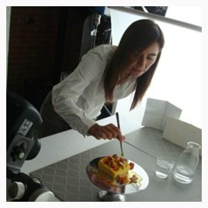 Sandra Longinotti profilo oggi - un'immagine del mio lavoro come food stylist