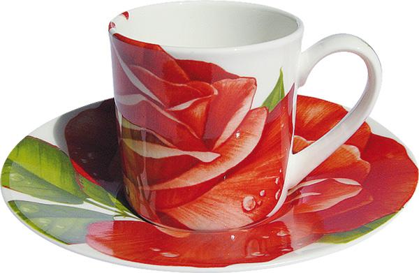 Tazzina da caffè della collezione Romantica di Taitù