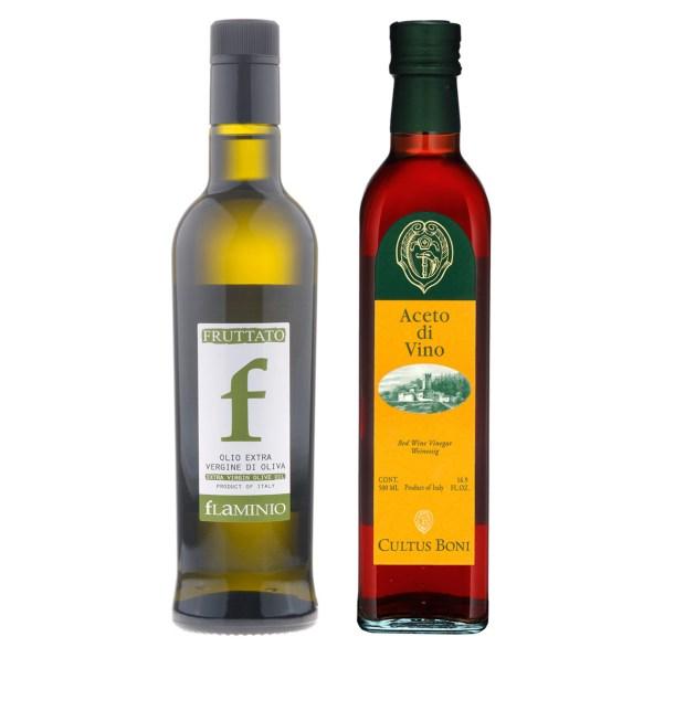 Olio e Aceto: Flaminio + Badia a Coltibuono