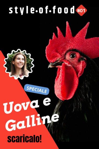 Style of Food SwipeMag - scarica Speciale Uova e Galline - Sandra Longinotti