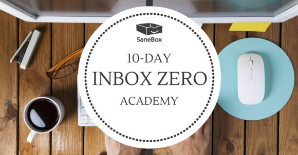 Inbox Zero Academy by SaneBox Email Management