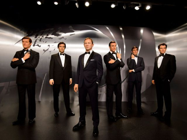 All Six James Bond Sansiri Blog