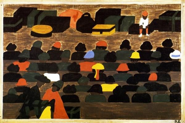 Jacob Lawrence; MoMA;