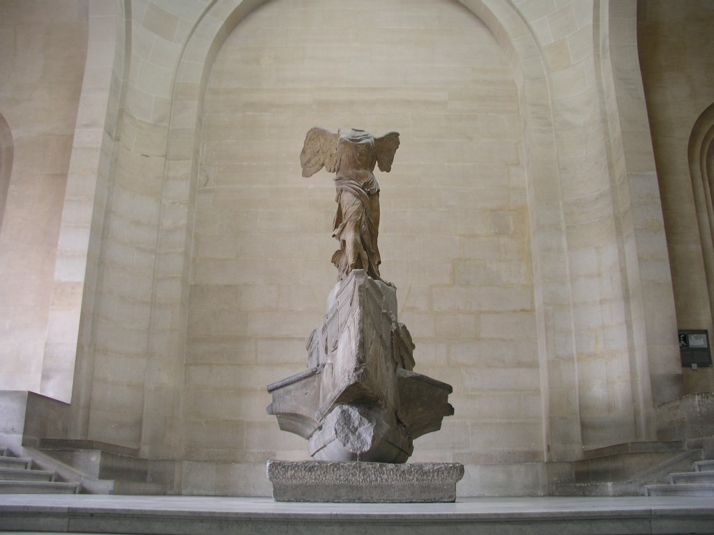 Winged Victory Of Samothrace What's on in Paris �...