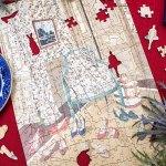 Design Inspiration: Avignon Dressing Room puzzle