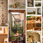 Design Inspiration: The Autumn In Avignon Collection