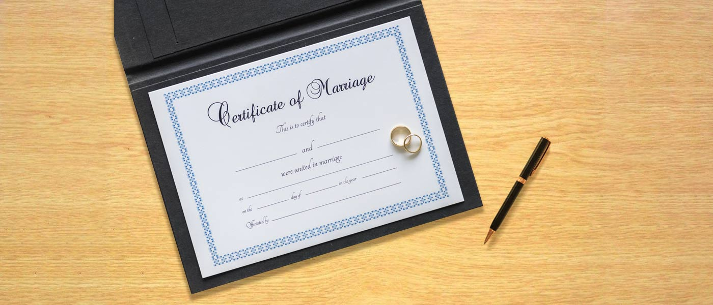 How To Get A Duplicate Marriage Certificate In India Saral