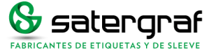 Logotipo SATERGRAF 2015 - Horizontal