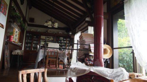 風の家 La cabane du vent