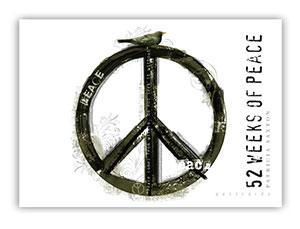 52 Weeks of Peace