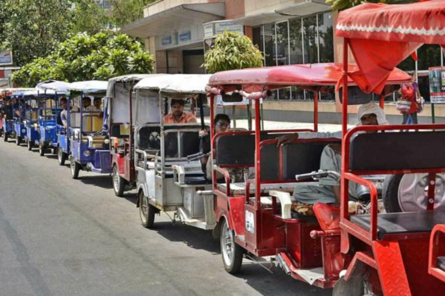 erickshaws