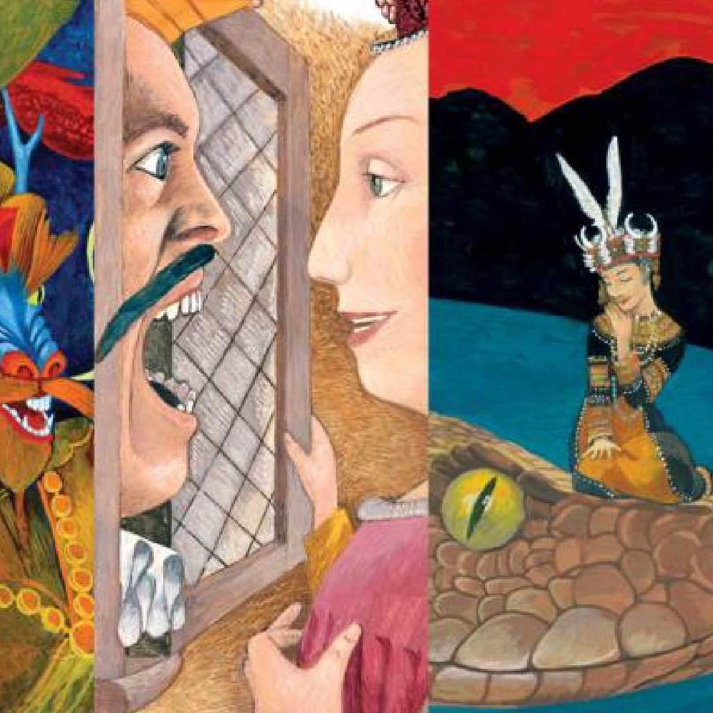 推薦捷克著名景點-畫家湯瑪斯的繪本作品