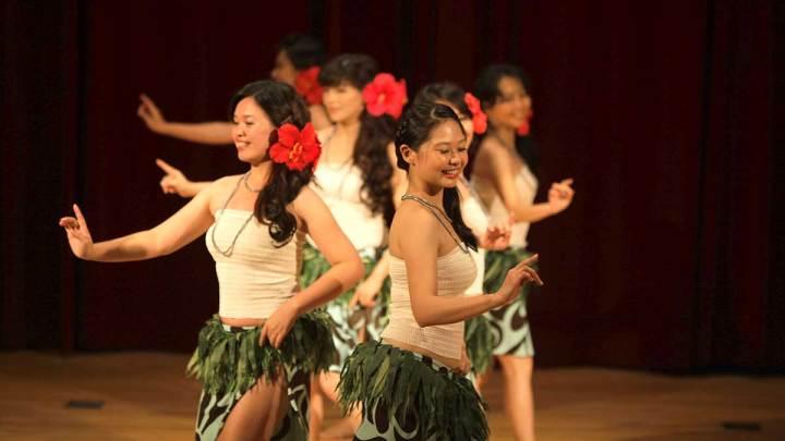 夏威夷舞 扶桑花女孩之路 | Maya 陳姿蓉 舞蹈鮮師專訪