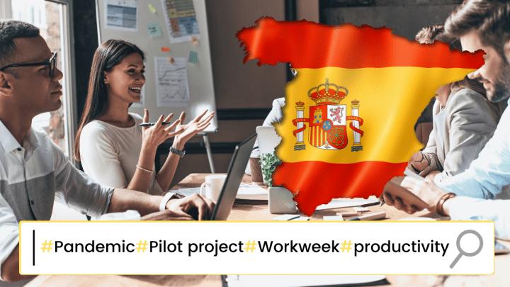 1分鐘學外語 | 西班牙將成全球首個實行4天工作制的國家?