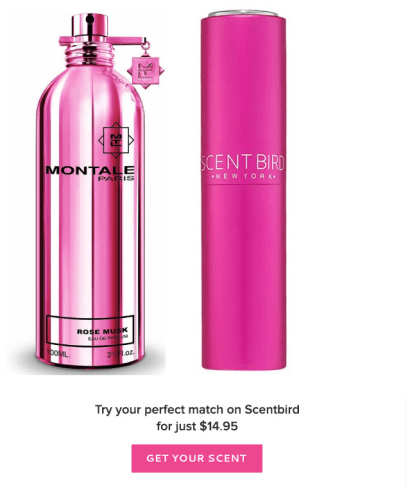 Roses Musk by Montale