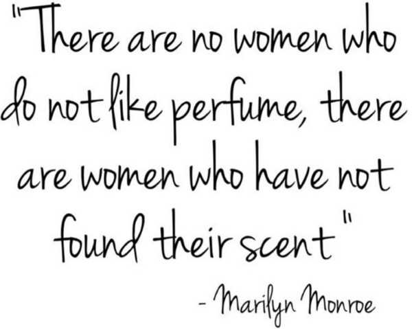 Marilyns Favorite Scent Scentbird Perfume And Cologne Blog