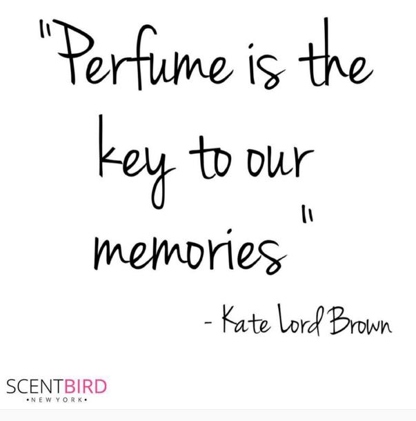 Perfume is...