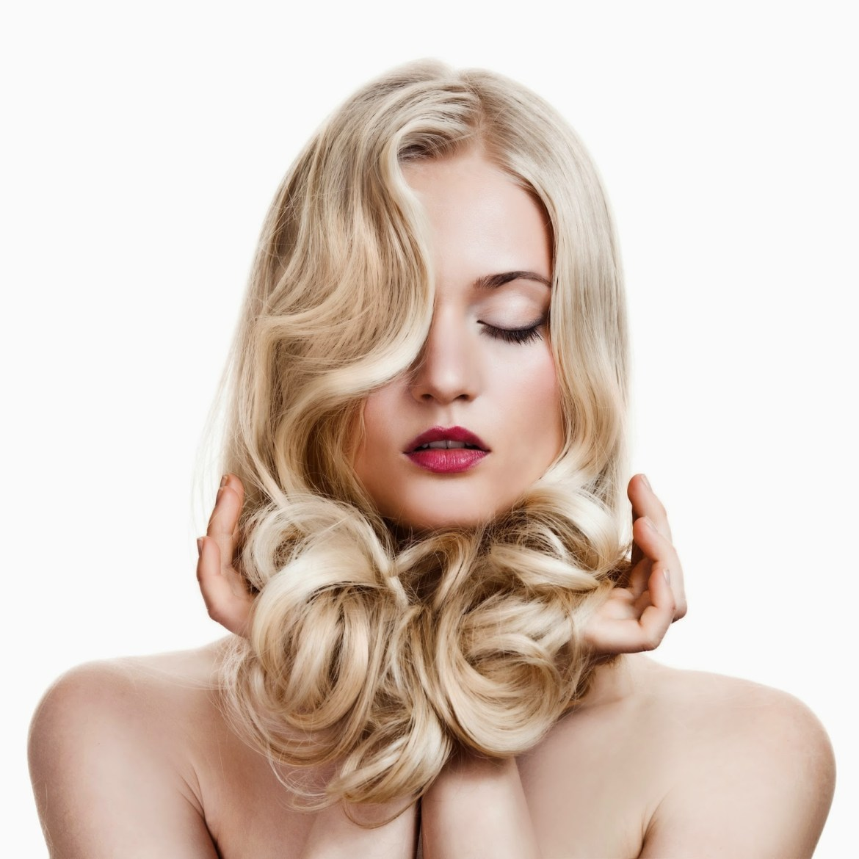 Luscious scented hair