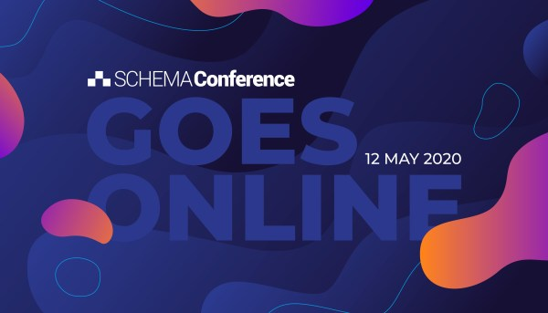 SCHEMA Conference Goes Online on 12 May 2020