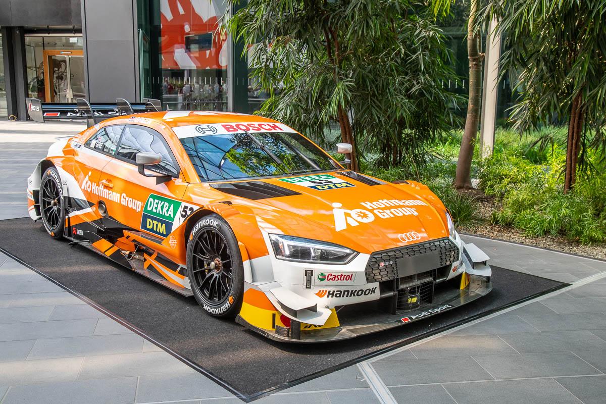 BOSCH Motorsport auf der SCHEMA Conference