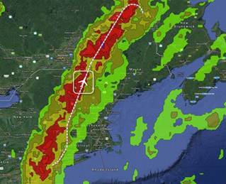 Accurate Turbulence Forecasts Can Reduce Injuries to ...