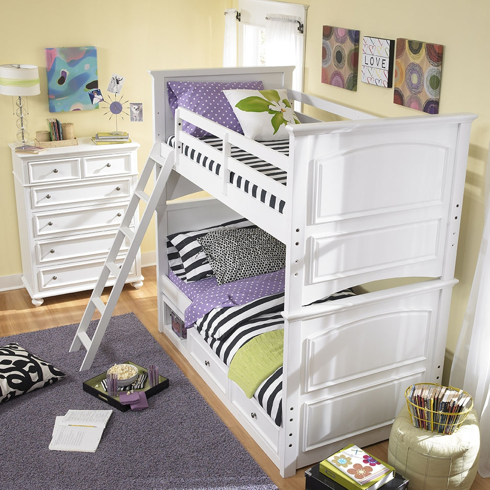 light and airy with pops of bold color cute girls bedroom great blog post - Bedroom Furniture Solutions