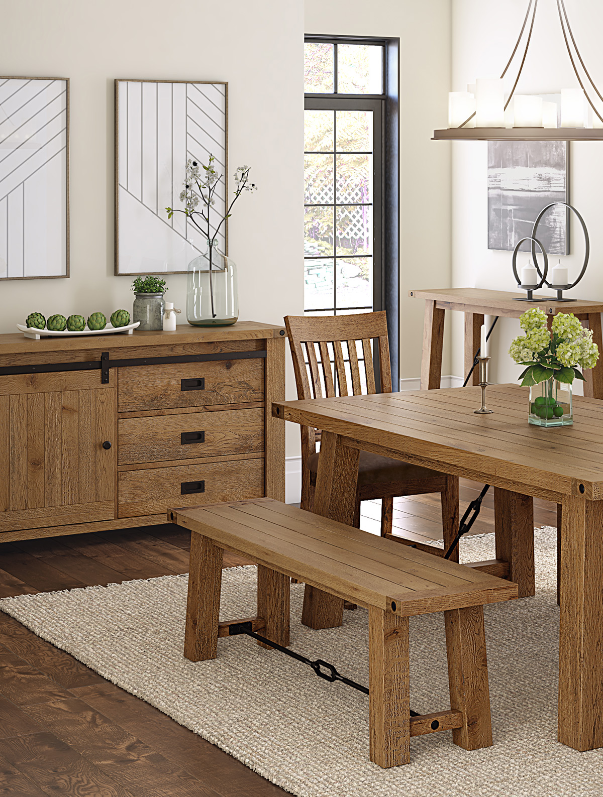 Dining Room Design: Storage and Display Options - Schneiderman\'s ...