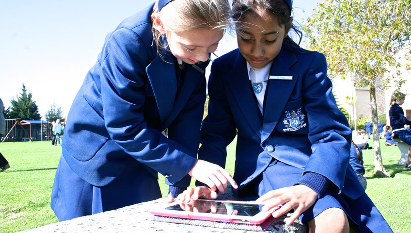 South African School Appears as a Case Study for Apple Education