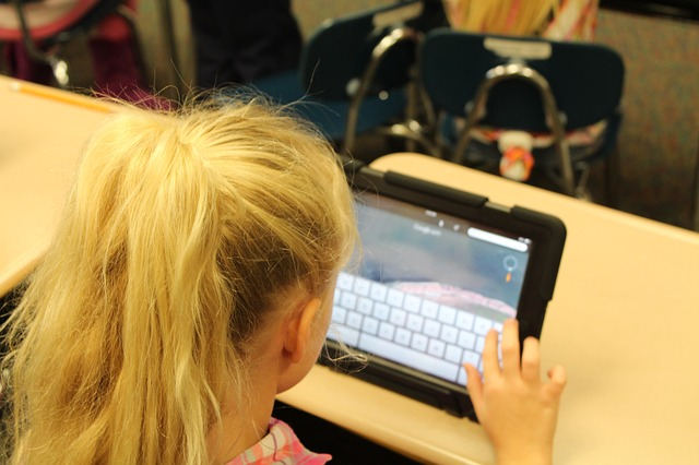 Improving Student Writing Using iPads