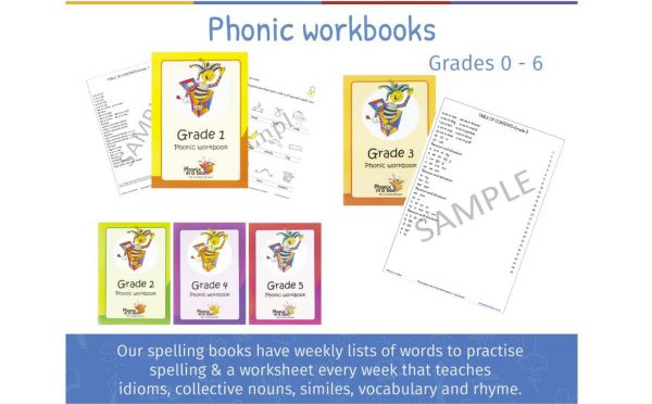 Phonix-in-a-Box-Workbooks