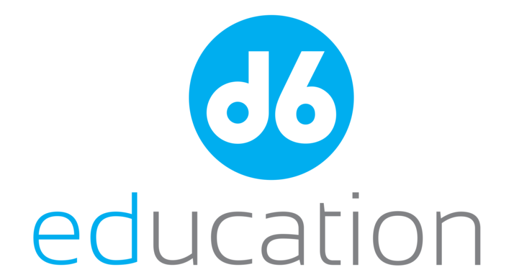 d6 Education Logo