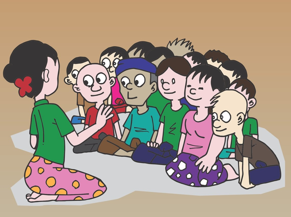child instruction