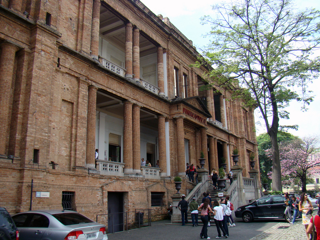 Pinacoteca Of S 227 O Paulo Some Art History Of Brazil And Of