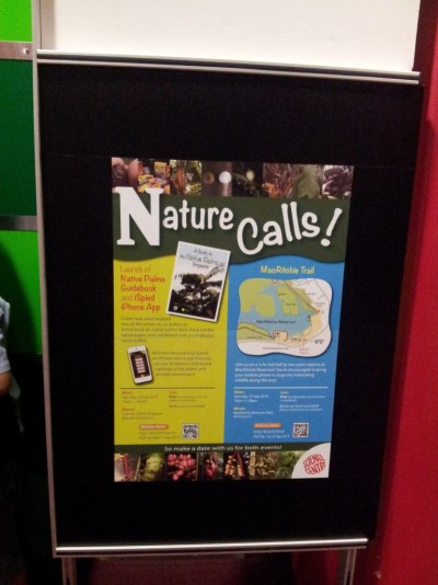Nature calls!