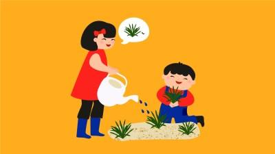 Bite-Science Activities – Seedy Planter
