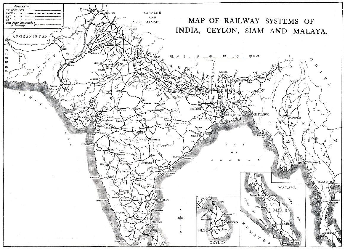 Pakistan Railways S Ps Part One