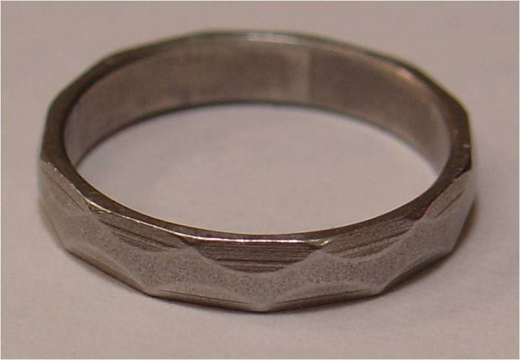 "The Iron Ring presented during ""The Ritual of the Calling of an Engineer"" ceremony . (Image: PCStuff CC by 2.5)"
