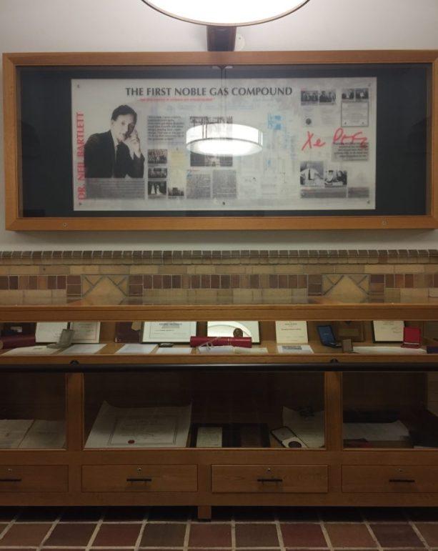 Bartlett-display