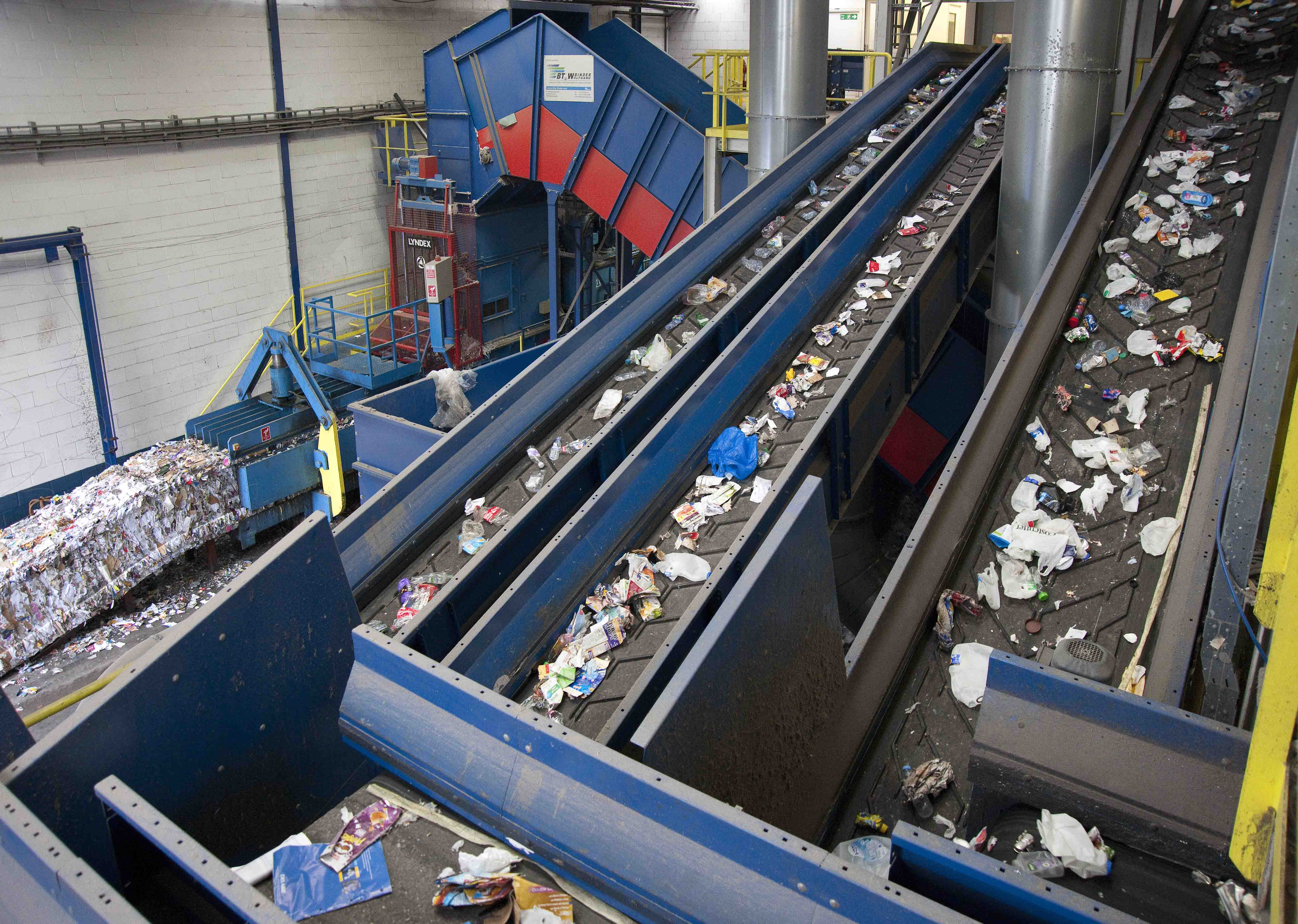 Types Waste Materials