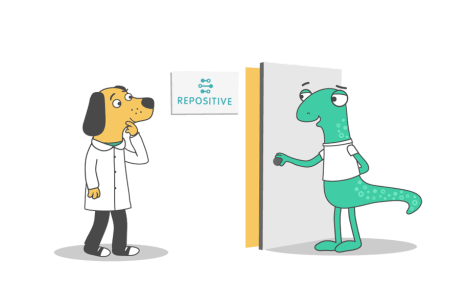 Cute! Had to share this from the Repositive site (https://repositive.io/)
