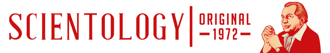 Blog about the Original, Unaltered Scientology of 1972 Logo