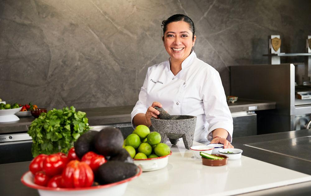 Conoce a Paloma Ortiz, nuestra profesora del Curso de Cocina Mexicana