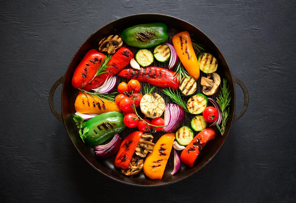 Cocina saludable con estas técnicas culinarias