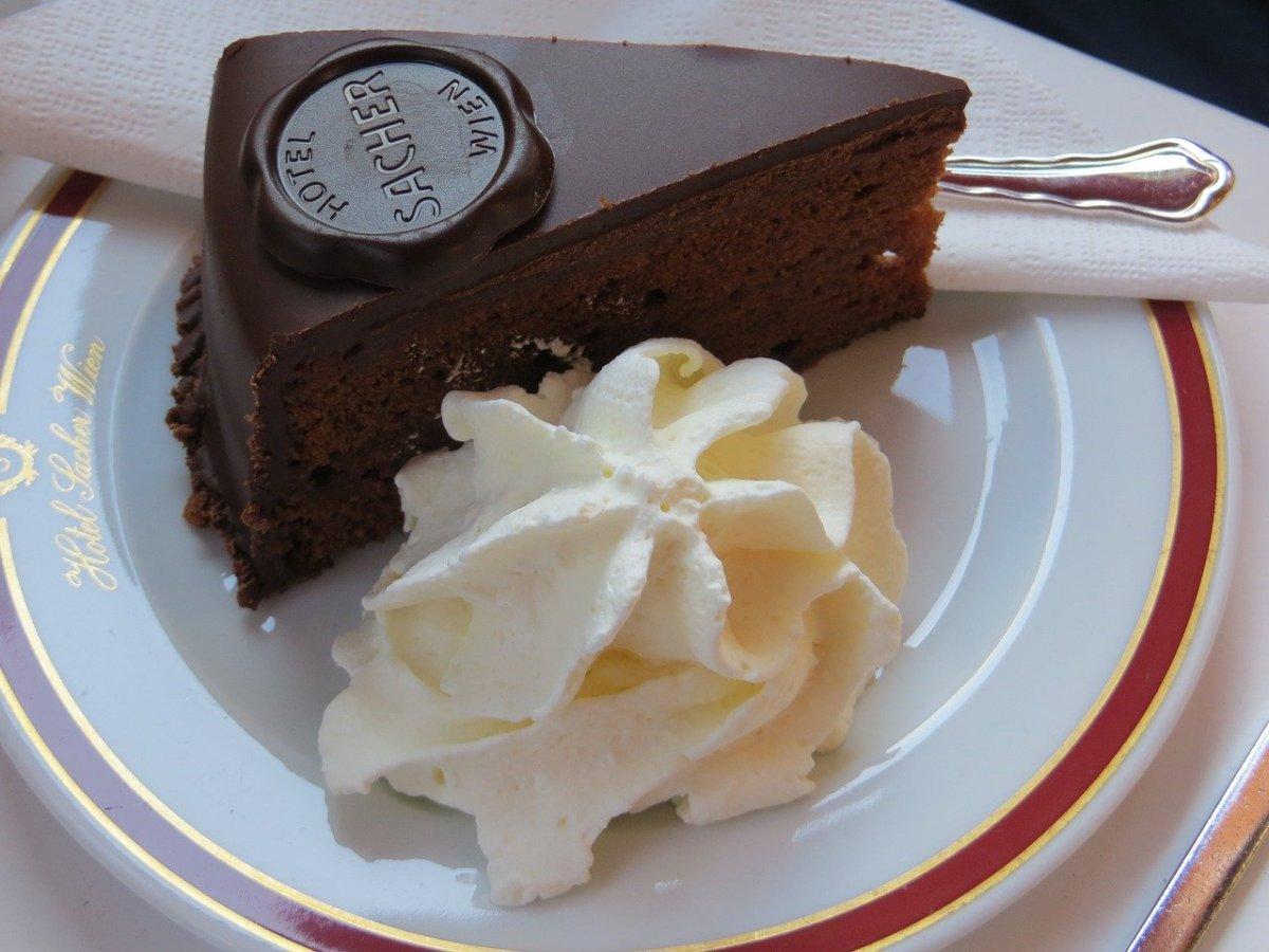 ¿Qué es una tarta Sacher?