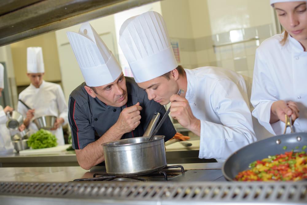 El ABC de las cocinas profesionales
