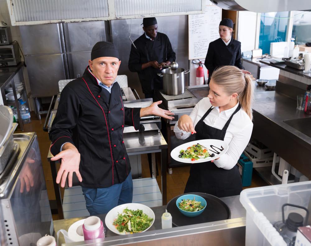 ¡Marchando! ¿Cómo es la comunicación en un restaurante?