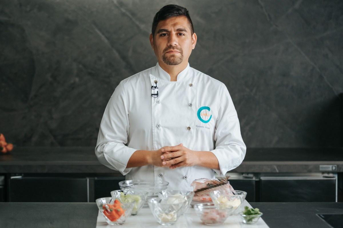 Conoce a Roberto Sihuay, y cómo el afán por aprender define su cocina