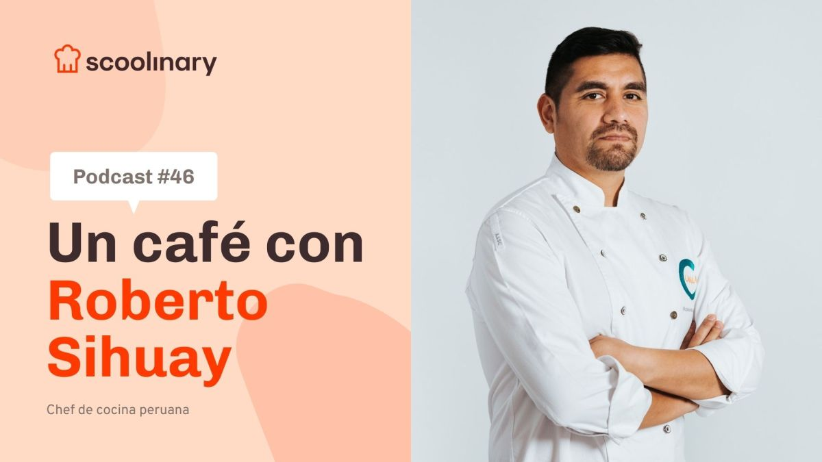 Un café con Roberto Sihuay – El ceviche: una cuestión de equilibrio